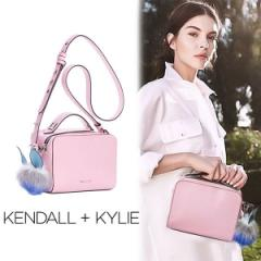 SALE【70%OFF】KENDALL + KYLIE LUCY CROSS BODY(PNK)