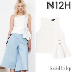 N12H Buckled up TOP(WHT)