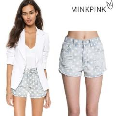 SALE【70%OFF】MINK PINK Sugar magnolia shorts