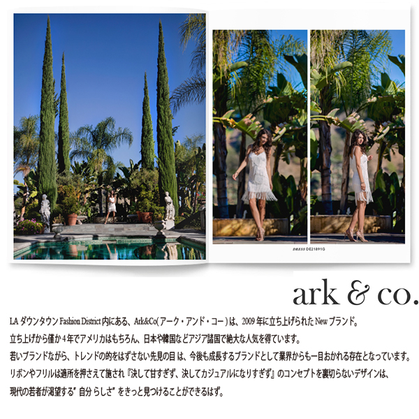 SALE【70%OFF】ark&co. Openshoulder chiffon TOP