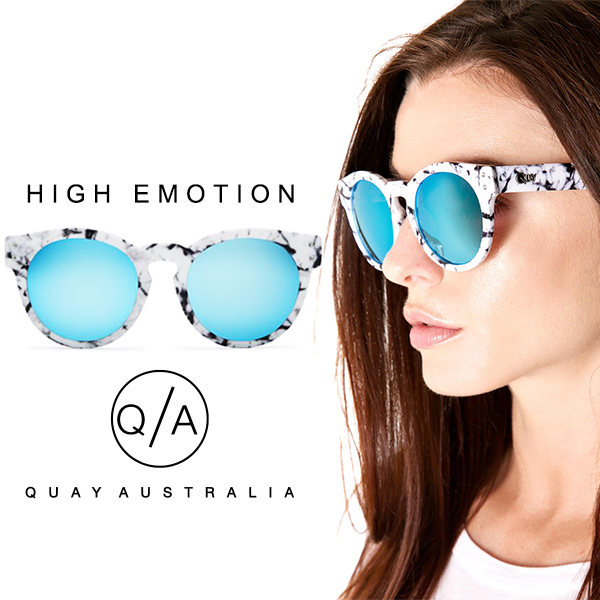 QUAY EYEWARE AUSTRALIA  High emotion(MLT)