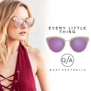 SALE QUAY EYEWARE AUSTRALIA Every little thing(SLV)