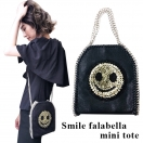 Smile falabella mini tote(BAG)
