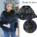 SALE Mixcolor fur down